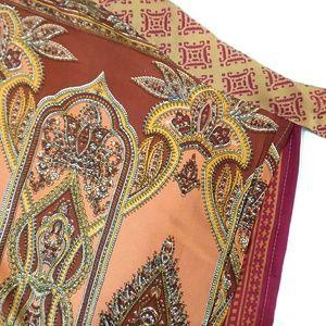 Skirts - NWOT hippie ethnic wrap skirt